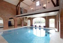 Homes with Swimming Pools / End the day with a dip! Properties with swimming pools in Cheshire.