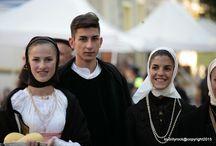 Del Costume di Tula / Enciclopedia del Costume Sardo