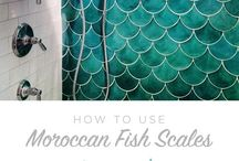 süper mozaik balık
