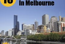 Melbourne / Things to do...