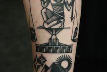 Artes e tattoo