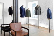 Interior: shops