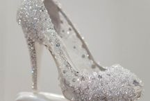 Diamante Wedding / Ideas for a sparkly diamante wedding.