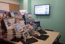 Nuestros kits Lego education / Kits educativos para el aprendizaje de robótica educativa, inglés y habilidades personales.