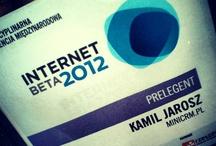 """a potem 26... / zadokowaliśmy statek na największej konferencji branży internetowej w Polsce - Internet Beta 2012. Przez 3 dni słuchaliśmy, rozmawialiśmy oraz sami przedstawialiśmy, co mamy do powiedzenia w prezentacji """"Małe sprostowanie - CRM nie tylko dla dużych"""". Owocny wyjazd nie tylko w znajomości, ale w wiedzę na temat obecnego stanu rynku i jego przyszłości w Polsce."""