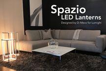 New Designer LED Lanterns