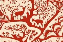patterns with animals / animals in patterns, illustration, art, design