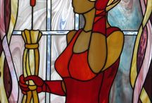 Stained Glass People