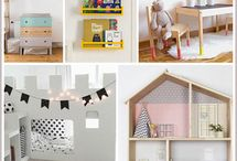 ikea hacks / fun and creative ikea hacks for kids' rooms
