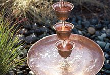 Water Features / by Peggy Watson