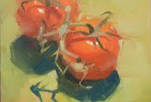 vegetable oil paintings