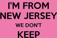 Jersey Girl! / by Jocelyn