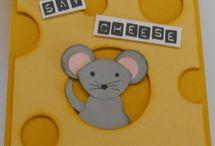 Kaart met muis
