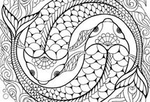 pattern, ornament, vector