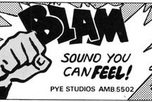 vintage recording studios / by Andrew Sandoval