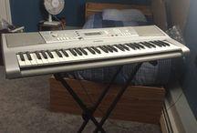 ♫ ♪ KEYBOARDS ♫ ♪ / Keyboards - Music Material - www.showbizmusic.com