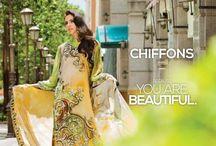 Pure Chffion Dresses