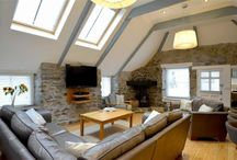 Cornwall beautiful house interiors