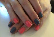 KCM paznokcie / Manicure wykonany w KCM