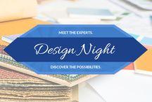 Custom Home Design Events