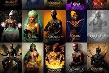 African Mythology