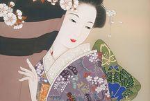 Painting - Kisho Tsukuda