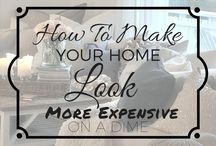 How to create your home look more expensive on a dime