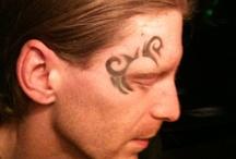 airbrush tatovering