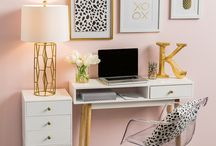 desk & office styling