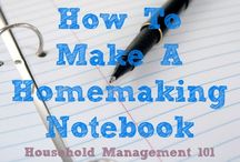 homemaking / by Nikki Mancini