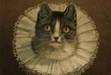 here kitty kitty / the vintage cat in advertising, art, and photography