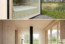 Tiny Houses & Art