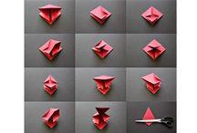 Origami / Alberelli
