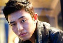 K actor  Yoo Ah In