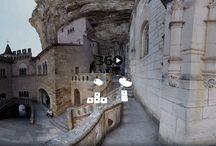 Video 360 immersive