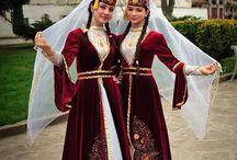 Dress ~traditional