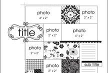 Sketches, 4 photos +