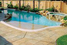 Swimming Pool & Spas