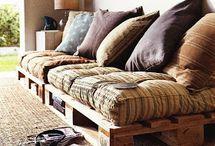 sofa cusions