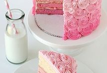 Sweet Delights - decorate your cake / Cake icing ideas