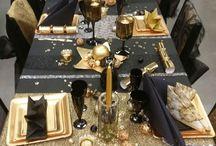 table jour de l an