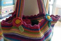 Knitted & crocheted bags