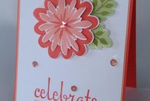 Flower Patch /Flower Fair SU / Projects created using the gorgeous Flower Patch stampset and /or  flower fair framelits.