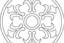 Patterns for Mandala