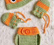 Crochet for newborn