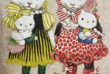 Hello Kitty / by Tonja Barnicle