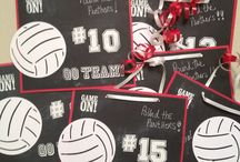 Volleyball / All things volleyball! Quotes, decorations, food! High school volleyball. It's become my life! / by Cindy Freed /Genealogy Circle