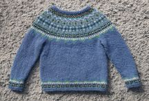 scandinavian style knitting