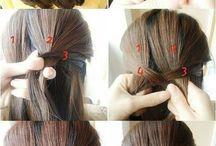hair styld
