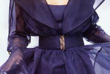 Purple Fashion!
